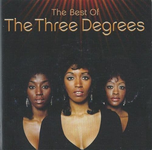 The Three Degrees<br>The Best Of The Three Degrees<br>CD, Comp